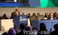 เวียดนามเข้าร่วมการประชุมประจำปีสภาบริหารกองทุนระหว่างประเทศเพื่อพัฒนาการเกษตรหรือ IFAD