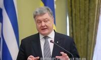 ประธานาธิบดียูเครนยืนยันถึงแนวทางพัฒนากองทัพให้ทันสมัย