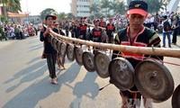 ส่งเสริมเอกลักษณ์วัฒนธรรมของชนกลุ่มน้อยในเขตเตยเงวียน
