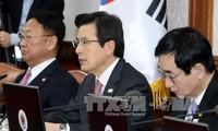 รักษาการประธานาธิบดีสาธารณรัฐเกาหลี ฮวาง คโย อัน ประกาศว่าจะไม่ลงสมัครชิงตำแหน่งประธานาธิบดี