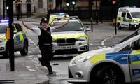 ผู้ที่ถูกจับกุมตัวในเหตุโจมตีใกล้อาคารรัฐสภาอังกฤษถูกสงสัยว่ามีแผนโจมตีก่อการร้าย