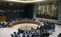 สหรัฐ อังกฤษและฝรั่งเศสเสนอมติให้คณะมนตรีความมั่นคงแห่งสหประชาชาติเปิดการสืบสวนการโจมตีด้วยอาวุธเคมี