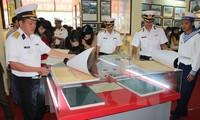 """งานนิทรรศการ """"หว่างซา เจื่องซาของเวียดนาม-หลักฐานทางประวัติศาสตร์และนิตินัย"""""""