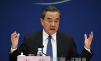 จีนย้ำถึงมาตรการทางการทูตเพื่อแก้ไขสถานการณ์ความตึงเครียดบนคาบสมุทรเกาหลี