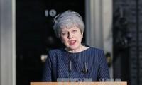 นายกรัฐมนตรีอังกฤษเรียกร้องให้จัดการเลือกตั้งทั่วไปในวันที่ 8 มิถุนายนนี้