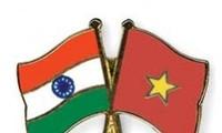 รัฐมนตรีช่วยว่าการกระทรวงการต่างประเทศพบปะรัฐมนตรีประจำสำนักรัฐมนตรีของกระทรวงการต่างประเทศอินเดีย