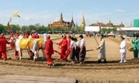 ในเดือนพฤษภาคมในภาคตะวันออกเฉียงเหนือหรือภาคอีสานของไทยมีเทศกาลบุญเดือน 6 ที่ขึ้นชื่อก็คือบุญบั้งไฟ