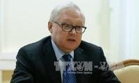รัสเซียและสหรัฐเน้นหารือเกี่ยวกับสถานการณ์ในซีเรีย