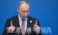 ประธานาธิบดีปูตินปฏิเสธการที่รัสเซียรับข้อมูลลับจากประธานาธิบดีสหรัฐ