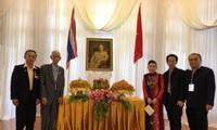 กิจกรรมรำลึกครบรอบ 127 ปีวันคล้ายวันเกิดประธานโฮจิมินห์ในประเทศไทย