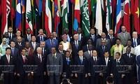 ผลักดันสัมพันธไมตรีและความร่วมมือเอเชีย-แอฟริกา