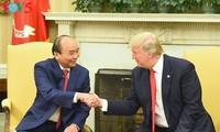 พัฒนาความสัมพันธ์เวียดนาม-สหรัฐอย่างยั่งยืน  เพื่อสันติภาพ เสถียรภาพ ความร่วมมือและการพัฒนาในโลก
