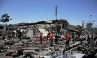 มีผู้เสียชีวิตสูงกว่า 150 คนจากเหตุระเบิดในย่านการทูตในกรุงคาบูล ประเทศอัฟกานิสถาน