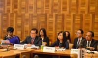 เวียดนามจัดการเสวนาเกี่ยวกับสิทธิของสตรีนอกรอบการประชุมครั้งที่ 35 ของสภาสิทธิมนุษยชนของสหประชาชาติ