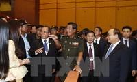 ความสัมพันธ์เวียดนาม-กัมพูชา: ครึ่งศตวรรษแห่งความสามัคคีและความผูกพัน