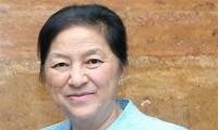 ประธานรัฐสภาลาวเยือนเวียดนามและเข้าร่วมกิจกรรมฉลองวันสถาปนาความสัมพันธ์ทางการทูตเวียดนาม ลาว