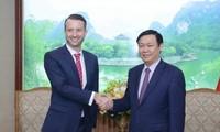 ผลักดันความร่วมมือระหว่างเวียดนามกับอินโดนีเซีย นิวซีแลนด์และออสเตรเลีย