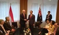 ออสเตรเลียและอินโดนีเซียเห็นพ้องที่จะเสร็จสิ้นข้อตกลง IA-CEPA ในปลายปี 2017