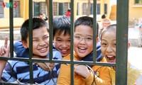 ผลักดันการค้ำประกันการปฏิบัติสิทธิของเด็กในเวียดนามต่อไป
