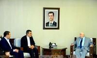 ซีเรียย้ำถึงความมุ่งมั่นต่อต้านการก่อการร้าย