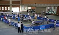 การแข่งขันกีฬากระชับมิตรระหว่างสถานทูตอาเซียนในกรุงฮานอย