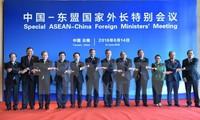 อาเซียนและจีนบรรลุความเห็นพ้องเป็นเอกฉันท์เกี่ยวกับความร่วมมือด้านการเชื่อมโยง