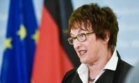 เยอรมนีเรียกร้องให้สหรัฐร่วมกับอียูหารือเกี่ยวกับมาตรการคว่ำบาตรรัสเซีย
