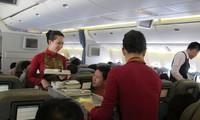 บนเครื่องบิน (บทที่ 1)