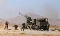 รัสเซียมุ่งมั่นทำลายการก่อการร้ายในซีเรีย