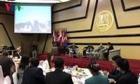 เวียดนามเข้าร่วมการสนทนาเกี่ยวกับการสื่อสารประชาสัมพันธ์อาเซียน