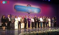 นักเขียนเวียดนาม 2 คน ได้รับรางวัลวรรณกรรมแม่น้ำโขง