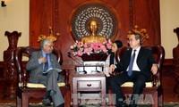 นครโฮจิมินห์และโครงการพัฒนาของสหประชาชาติในเวียดนามผลักดันความร่วมมือ