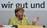 นาง อังเกลา แมร์เคิล กำลังเข้าใกล้ชัยชนะเพื่อเป็นนายกรัฐมนตรีเยอรมนีในสมัยต่อไป