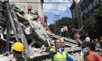 ประเทศต่างๆแสดงความเสียใจต่อเม็กซิโกหลังจากเกิดเหตุแผ่นดินไหว