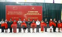 ความร่วมมือด้านกลาโหมมีส่วนร่วมรักษาเสถียรภาพและการพัฒนาในเขตชายแดนเวียดนาม-จีน