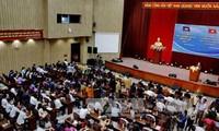 การพบปะสังสรรค์มิตรภาพและความร่วมมือประชาชนเวียดนาม-กัมพูชา
