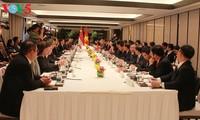 เวียดนามมีความประสงค์ว่า นับวันยิ่งมีสถานประกอบการสิงคโปร์จะมาลงทุนในเวียดนามมากขึ้น