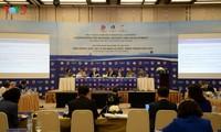 ผลักดันความร่วมมือระหว่างประเทศเพื่อสันติภาพและเสถียรภาพของทะเลตะวันออก