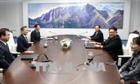 การประชุมสุดยอดระหว่างสองภาคเกาหลี 2018: เจรจาเกี่ยวกับการปลอดนิวเคลียร์