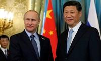 จีนให้ความสำคัญต่อความหมายของการเยือนจีนของประธานาธิบดีรัสเซีย