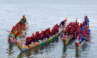 Spring festivals kick off in various localities