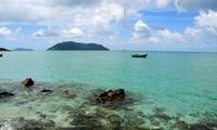 Con Dao island named Asia's paradise sea