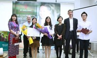 An Giang and Tay Ninh students win EF Challenge 2017