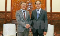 President urges Hyundai Motor to expand investment in Vietnam
