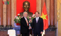Vietnam, Indonesia target 10 billion USD in bilateral trade by 2018