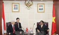 Vietnam, Indonesia aim at 10 billion USD in bilateral trade