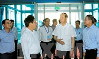 President inspects APEC preparations