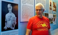 Exhibition features anti-Vietnam war campaigns by US soldiers