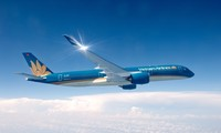 Vietnam Airlines listed among Asia's most favorite airlines