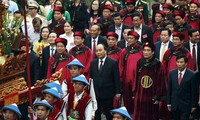 Hung Kings' death anniversary commemorated across Vietnam